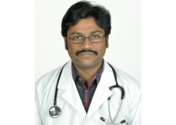 Dr. K. Vamsi Krishna, MD, DM