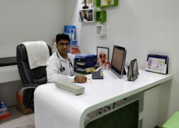 Dr. Kalpesh Kavar, MBBS, MD, PGD