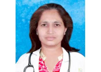 Dr. Ketki Shah, D. A, DNB