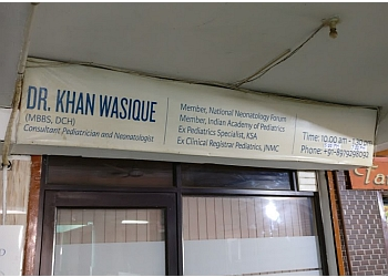 Dr. Khan Wasique, MBBS, DCH