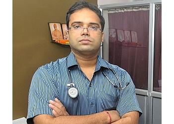 Dr. Kumar Anuj, MBBS, MD, DM