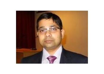 Dr. Kumar Parth, MBBS, MNAMS, DNB, PhD, FACRSI