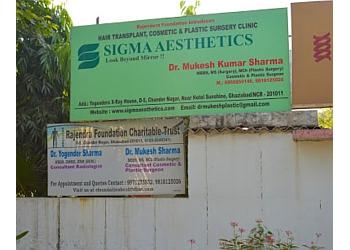 Dr. M.K. Sharma, MBBS, MS, M.CH - SIGMA AESTHETICS