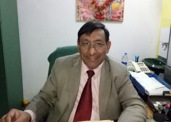 Dr. M. N. Singh, MBBS, MD, DM