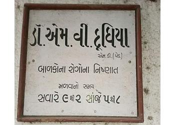 Dr. M V Dudhia, MD