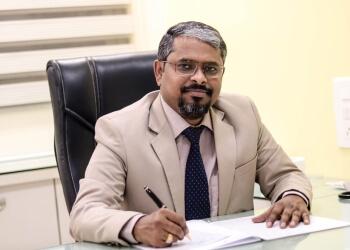 Dr. Mahesh Subhash Ghogre, MBBS, MD, DM - MY HEART CLINICS