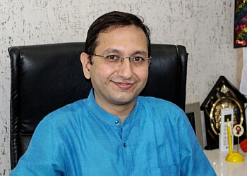 Dr. Mahesh Sulakshane, MBBS, DCH, MD