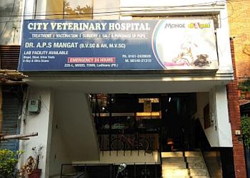 Dr. Mangat's City Veterinary Hospital