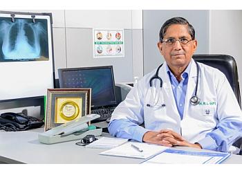 Dr. Manohar Lal Gupta, MD, DM