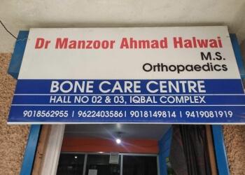 Dr. Manzoor Ahmad Halwai, MBBS, MS - BONE CARE CENTRE