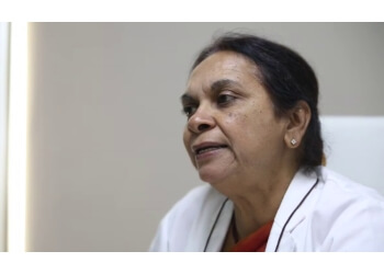 Dr. Mary Abraham, MBBS, MD, DNB
