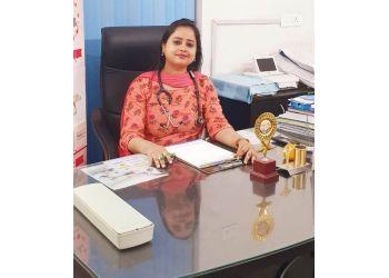 Dr. Megha Sinhambbs, MBBS, MS - Vardaan Hospital & Maternity Center