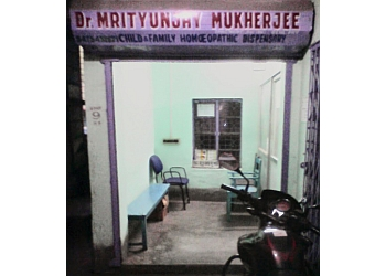 Dr. Mrityunjay Mukherjee