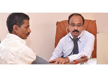 Dr. N Balakrishnan, MD, DM
