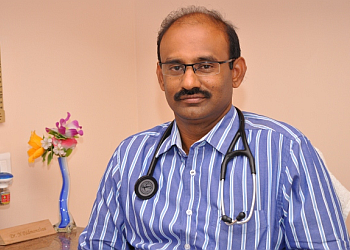 Dr. N Padmanaban, MBBS, MD, DM