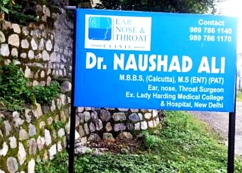 Dr. Naushad Ali, MBBS, MS
