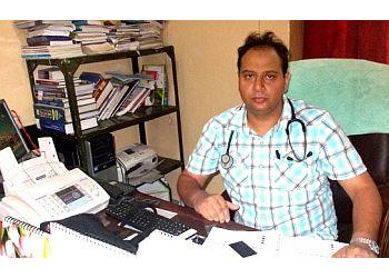 Dr. Naveed Nazir Shah, MBBS, MD, FCCP