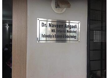 Dr. Naveen S Angadi, MBBS, MD