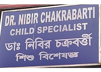 Dr. Nibir Chakraborty, MBBS