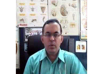 Dr. Nimish P Trivedi, MBBS, MS, M.Ch
