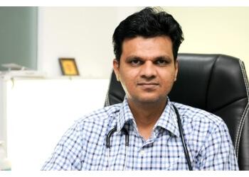 Dr. Niraj N Bhatt, MBBS, MD, DM - STERLING HOSPITAL