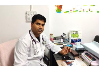Dr. Nitesh MBBS,MD - GRACE CLINIC