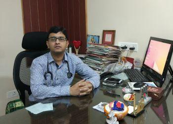 Dr. Nitin Agarwal, MBBS, DM - APPLE CARDIAC CARE