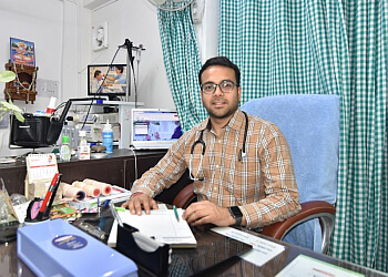 Dr. Nitish Gupta, MBBS, MD