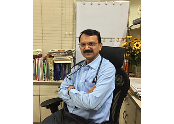 Dr. P. N. Agrawal, MBBS, MD, DM