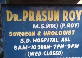 Dr. P. Roy, MBBS, MS