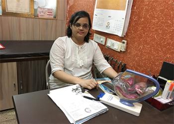 Dr. Pallavi Daga, MBBS, MS, MRCOG