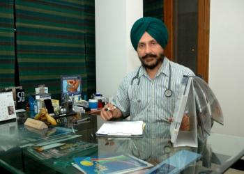 Dr. Parminder Singh, MBBS, MD, DM