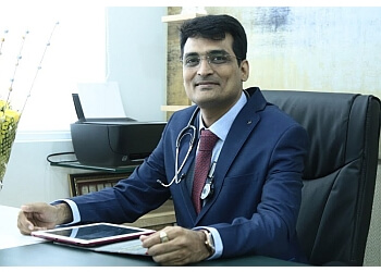 Dr. Prashant Gandhi, MBBS, Diploma in Child Health (DCH), DNB - Paediatrics