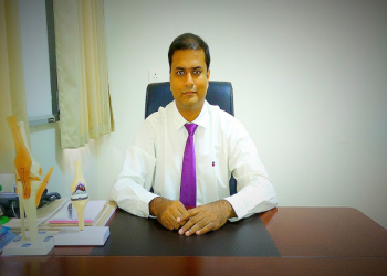 Dr. Prashant Kittur, MS(Ortho),DNB(Ortho), Mch(USAIM), MNAMS