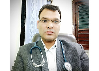 Dr. Prashant Kumar Singh, MBBS, DTCD, DNB, FCCP