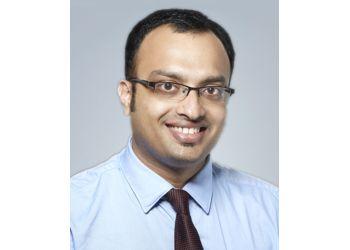 Dr. Praveen Valsalan K, MBBS, MD, FCCP