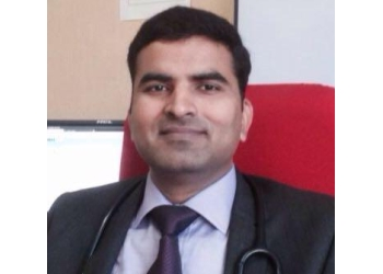 Dr. Prem Prakash Patidar, MBBS, MD, DM