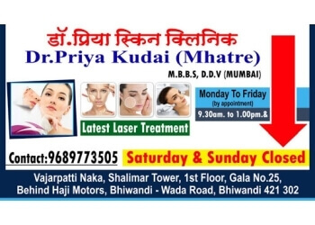 Dr. Priya Mhatre, MBBS, DDV - Dr Priya Skin and Laser Clinic