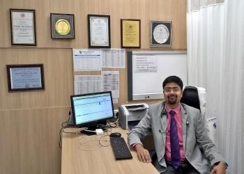 Dr. (Prof.) Deep Dutta, MBBS, MD, DM, DNB, MNAMS