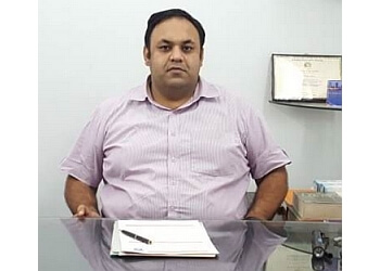 Dr. Pushkar Nigam, MBBS, DNB