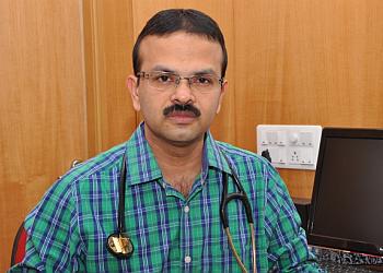 Dr. R Subramanian, MBBS, MD, DM, DNB, FIC
