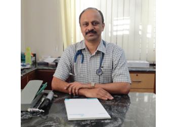 Dr. R. Umashankar, MD, DM