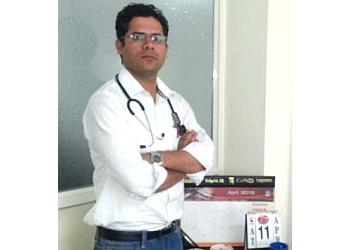 Dr. Rahul Jain, MBBS, MD, DM
