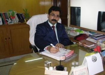 Dr. Rahul Singh, MBBS, MS, M.Ch