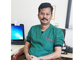 Dr. Rajesh K Patel, MS (G. Surgery), DNB (Urology)