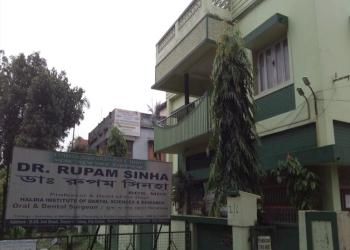 Dr. Rupam Sinha