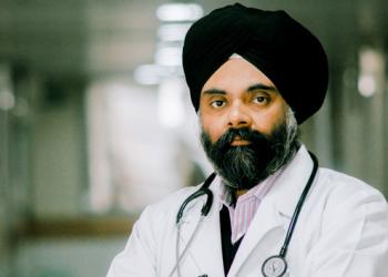 Dr. Rupinder Singh Bhatia, MBBS, MD, DM
