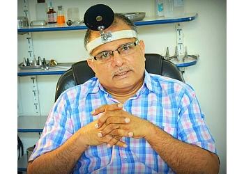 Dr.S.Jayaramachandran, MBBS, DLO, DLORCS, FRCS