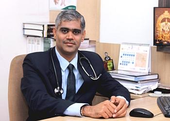 Dr. Sachin N Patil, MBBS, MD, DNB