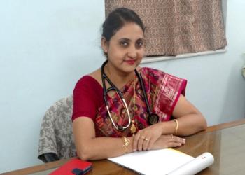 Dr. Sagarika Mukherjee, MBBS, MRCP, FRCP, CCST